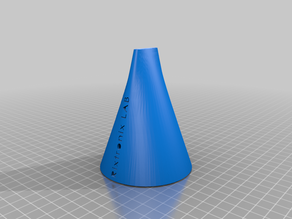 Water Dispenser Cone V1