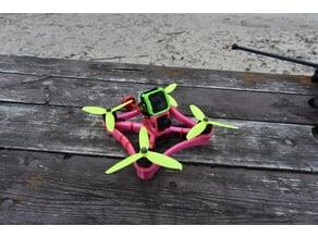 TPU FPV Drone Frame - Indestructible