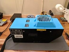 CR-10 V2 Control Box PSU Quiet Fan Upgrade