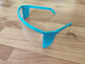 Protective Goggles (Foldable)