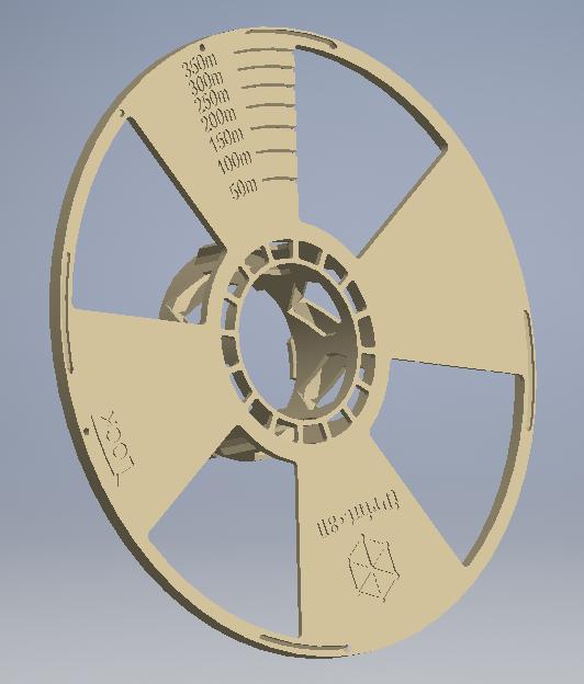 Ifill Printable Spool
