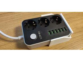 USB Charger Power Holder