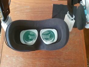 Oculus prescription lenses reduction