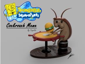SpongeBob Squarepants Cockroach Meme