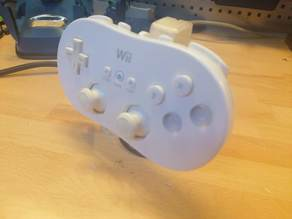 Wii Classic controller stand