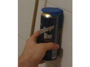 in Shower Beer Holder EU Version (remix) Bier Dosenbier Halterung / Wandhalterung / mount