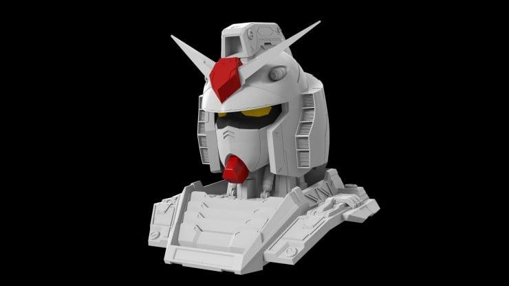 Gundam Rx78 Head