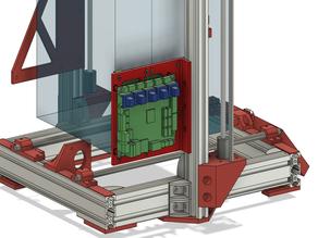 2020/2040 Extrusion SKR V1.3  SKR V1.4 MKS Gen-L mount