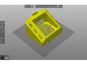 Ender 3 external case with 120mm fan