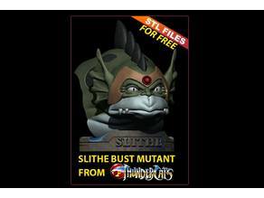 Slithe/Reptilio Thundercats STL for 3D printing Fanart FREE