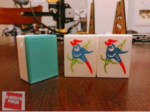 one nozzle colors print-Mahjong