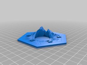 Catan Iceberg Hex