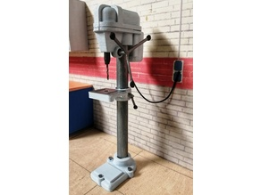 1/10 Scale Drill Press