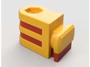 UPDATED Twist Lock 2 GoPro adapter