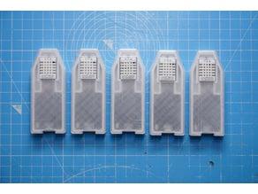 Wemos / Lolin D1 Mini + DHT22 sensor case