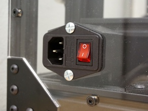Power Switch Cover - IEC320