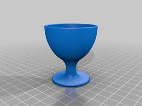 Egg cup/ Eierbecher (L - XL)