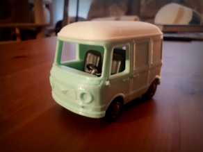 Animal Crossing - Vintage Camper