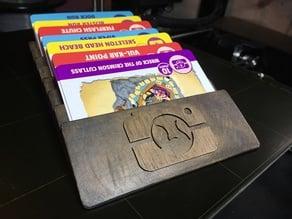 Fireball Island Snapshot Holder ( Game Card Display Stand )
