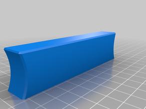 Magnetic hex bit driver holder