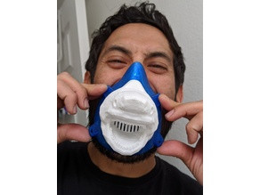 Covid Mask Save All Sharks Remix