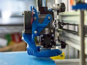 Titan Air Manifold Print Cooler