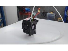 Nano Tool - quick swap hotend for 3D printers