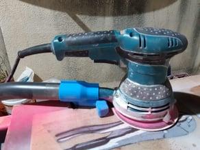 makita vacuum connector