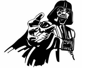 Darth Vader 2d