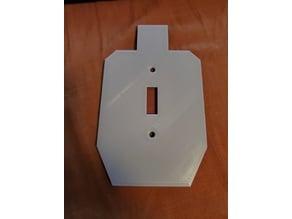 USPSA Target Light Switch cover