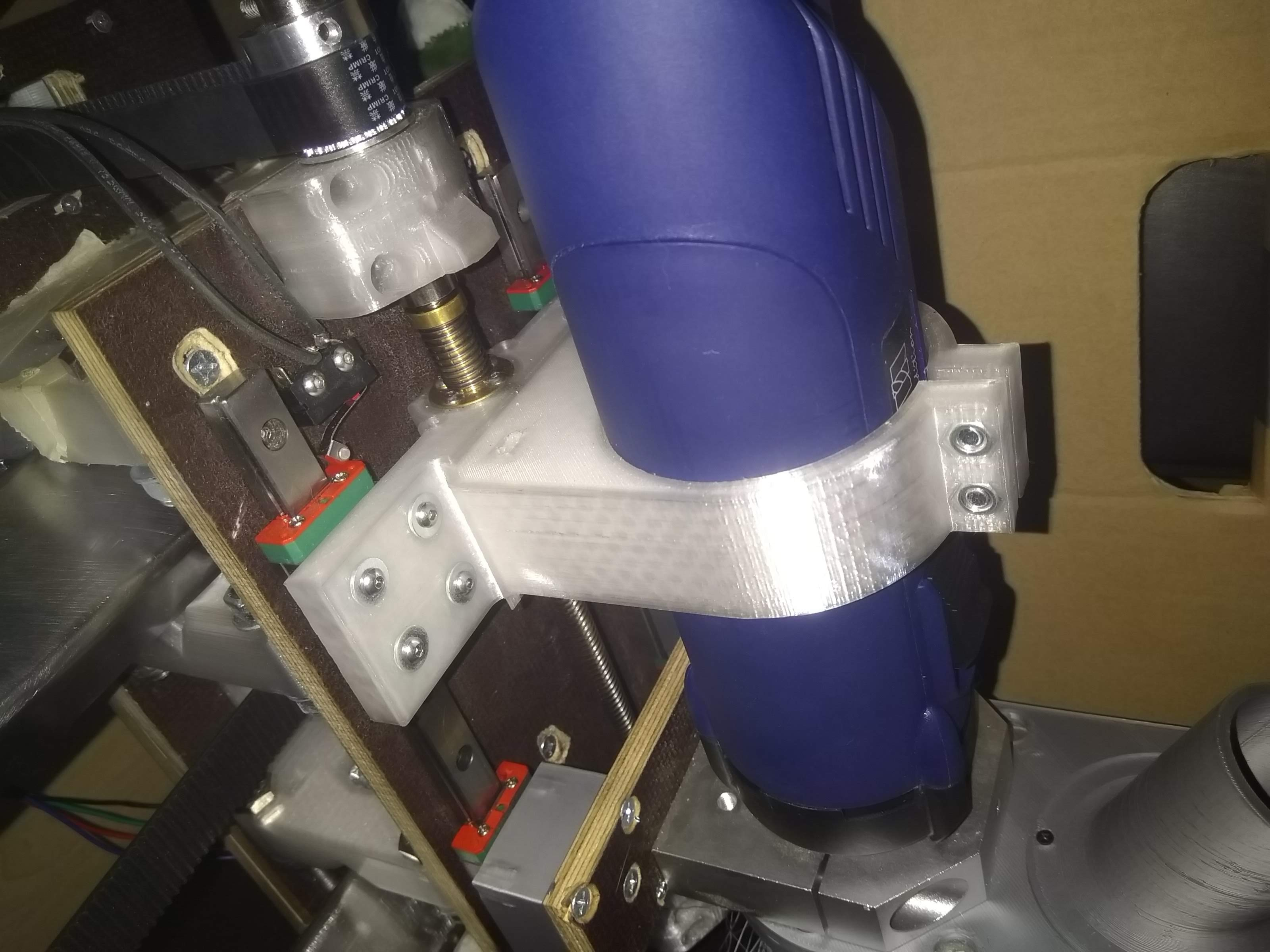 Root 3 Adapter for 43mm Spindle Mount