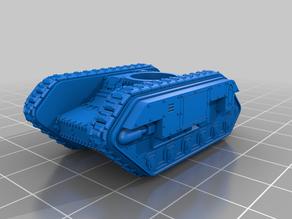 Urdeshi Pattern Reaver Tank