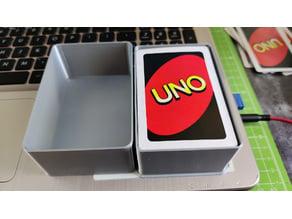 Uno Card Storage Box