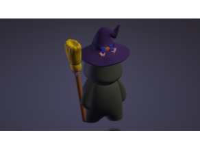 FillaFella Witch