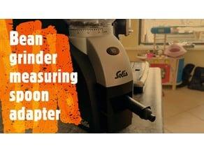 Solis Scala adapter for Gaggia/Saeco Measuring Spoon