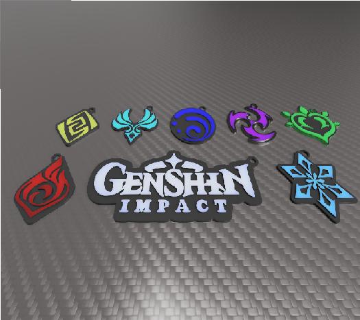 GENSHIN IMPACT key