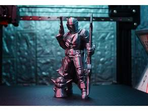 The Mandalorian Support Free Remix Pose 3/5