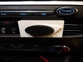 Ford Focus mobile phone holdder