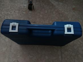 Tool case lock