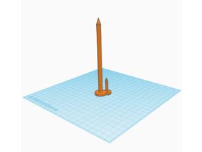 Rasennagel für Mähroboter / Lawn Nail for Robotic Lawnmovers