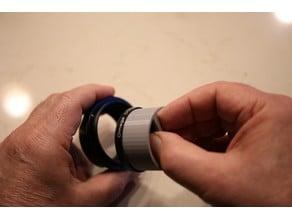 Deep Throat Optical Filter Wrench