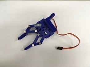 RobotArm - Mini Servo Gripper
