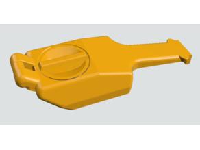 Garmin lanyard clip