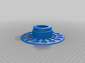 2 Part Filament Spool