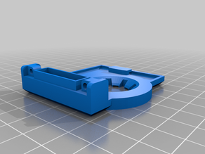 Creality Ender 5 Part Cooling Fan Duct