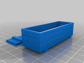 Ammo crate and lid
