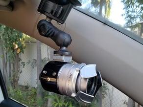 "JOBY GripTight GorillaPod 1/4"" tripod mount"