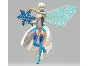 Female Frost Sprite