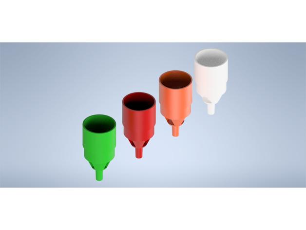 valve colmbienne imprimable en 3D
