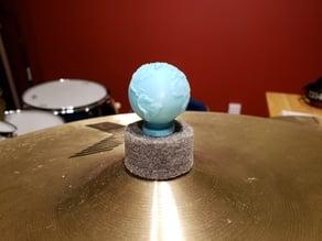 Globe Cymbal Nut